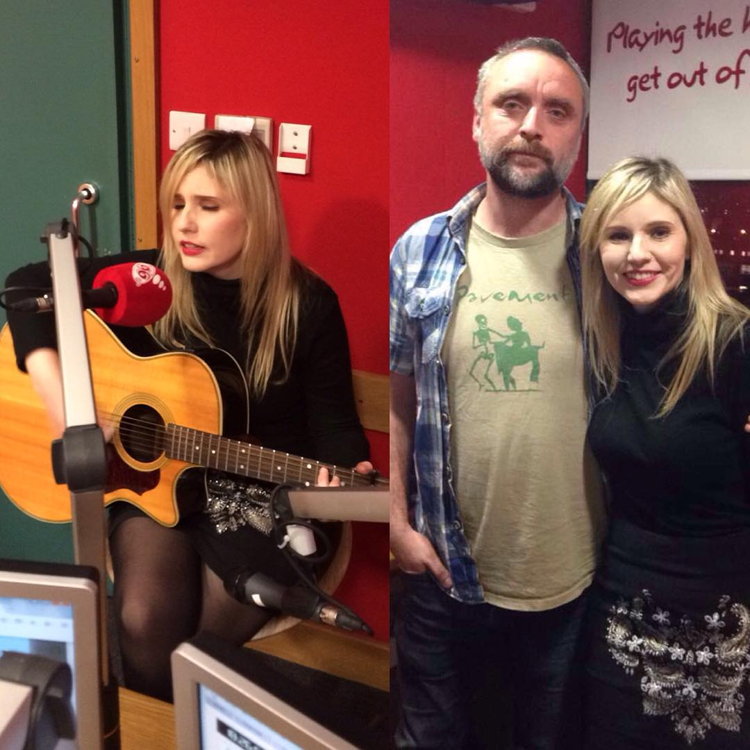 So much fun on Corks 96FM with the very lovely Michael Carr tonight for #thegreenroom