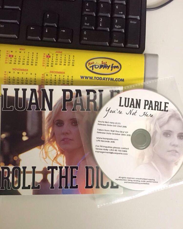 Sooooooo the new single & EP has now finally arrived at all radio stations around Ireland feel free to start requesting #excited #new #irish #music