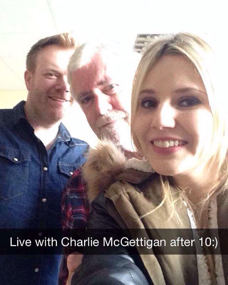 Live after 10 on Shannonside Northern Sound :)