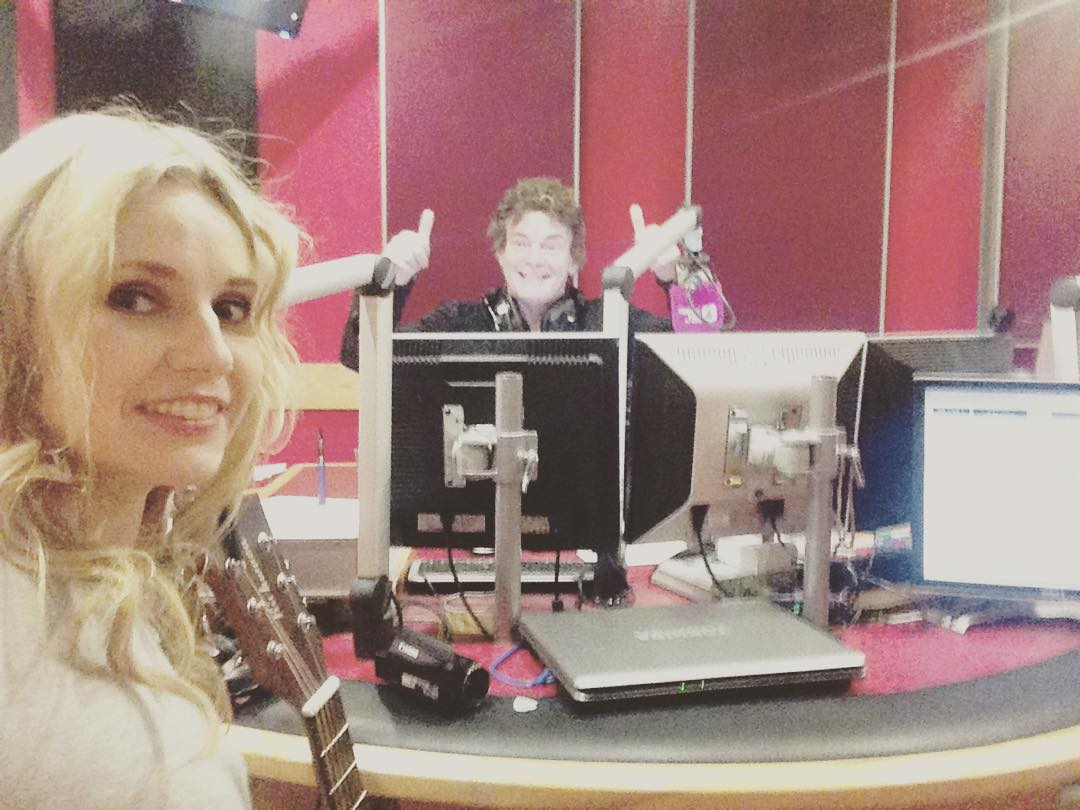 Live on Classic Hits 4FM right now with the oh so lovely Niall Boylan #classichits #4fm #niallboylan