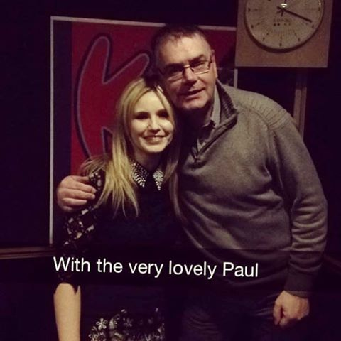 I had such a lovely time visiting my friends at KFM yesterday. You can catch the interview with the gent that is Paul Power Sunday night at 9PM. Tomorrow morning I'm calling into see my pals in LMFM Drogheda. I'll be live on air with Daire Nelson after 12. Can't wait :) #kfm #radio #paulpower #dairenelson #lmfm