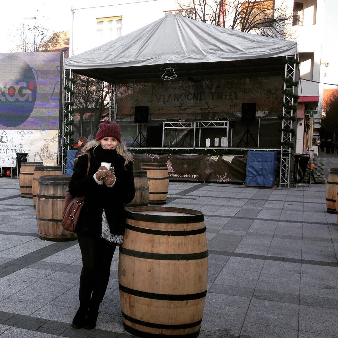 Slovakia Christmas markets :) #slovakia #christmas #market