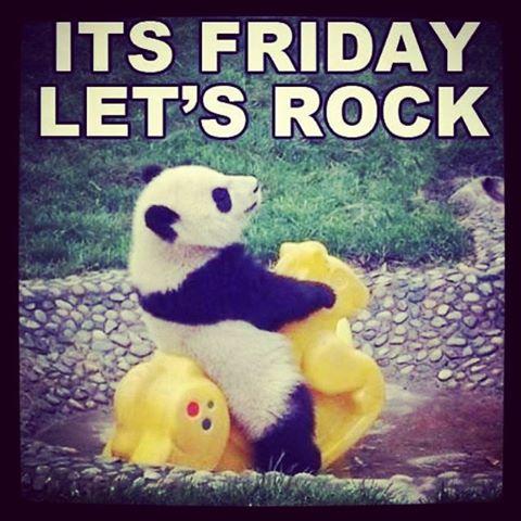 Its Friday!!! friday weekend letsrock makeitcount makeithappen makeitgood fridayfeeling lovehellip