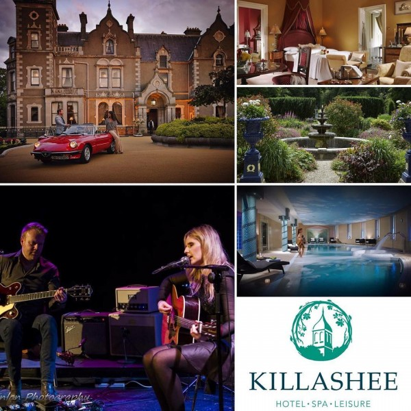 Competition Time!! Pop over to my Facebook page www.facebook.com/luanparle to win yourself two tickets to see Clive Barnes & I play Mick Murphy's Ballymore Eustace April 10th and you'll have a place to stay that night with an overnight stay in a fabulous suite for two people sharing with full Irish breakfast at the stunning 4???? luxury Killashee Hotel & Spa Kildare courtesy of @killasheehotel #competition #giveaway #fridaygiveaway #hotel #kildare #spa #follow4follow #follow4likes #like4likes #likeforfollow #shoutout #shoutoutforshoutout #shoutout4shoutout #female #independent #independentartist #commentforcomment #comment4comment #commentforlike #comment4like #killashee #ireland