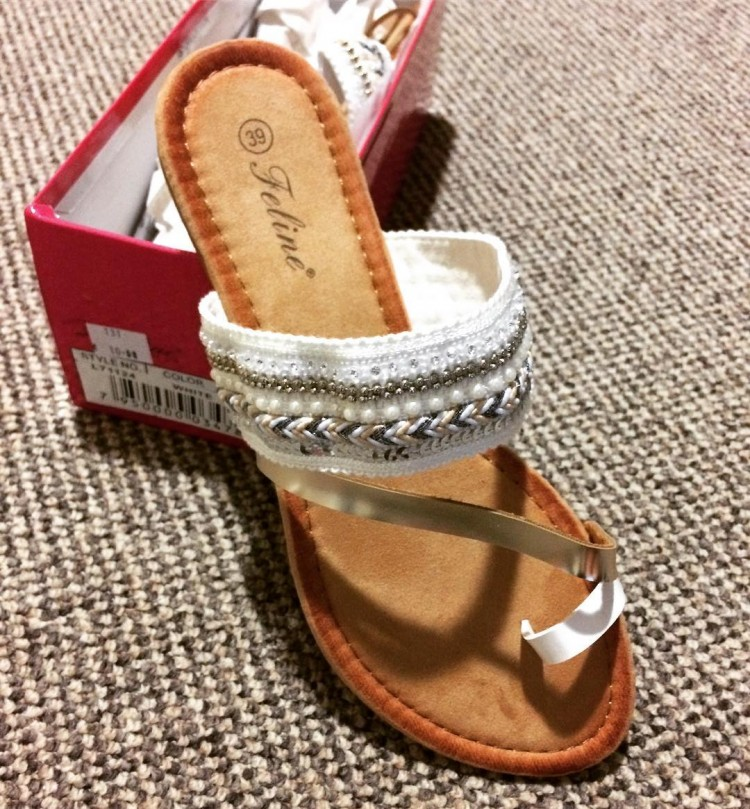 New wedge sandals ?     fashion clothinghellip