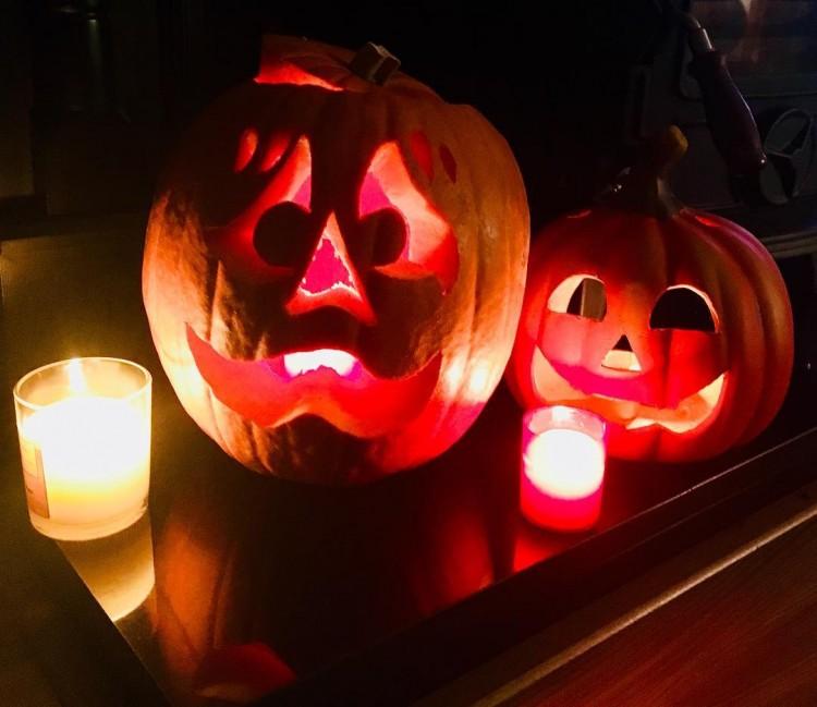 All set    halloween bankholiday weekend pumpkin songwriterhellip