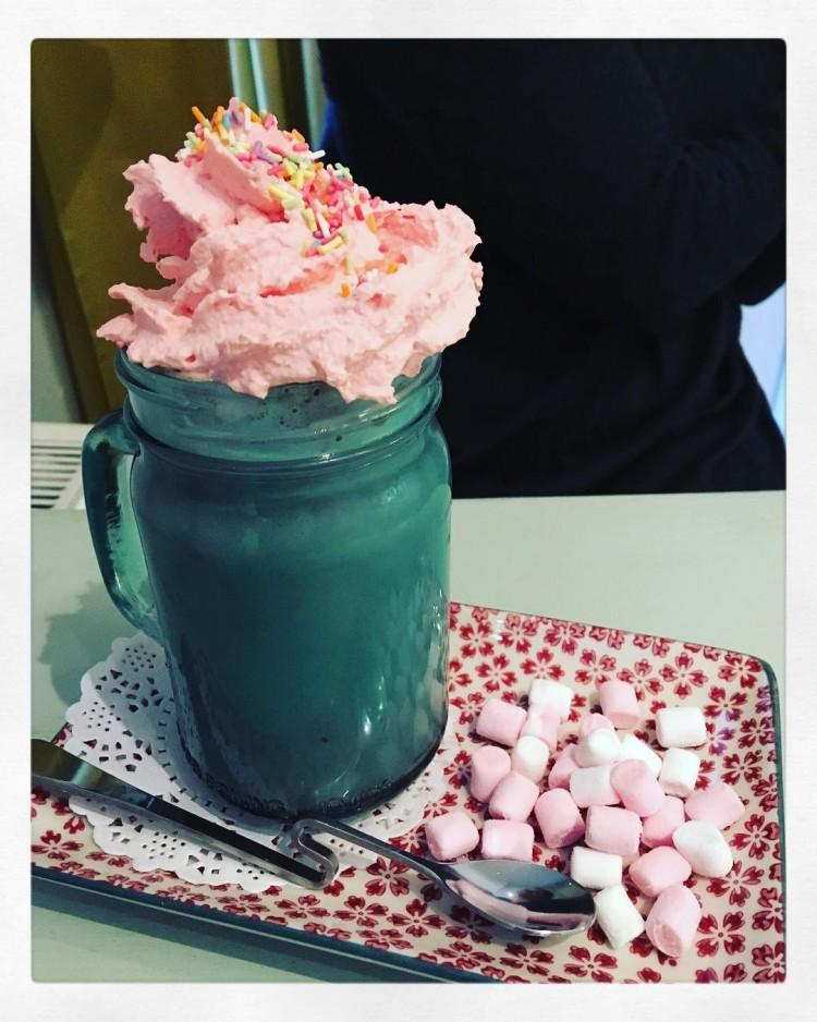 The best hot chocolate    halloween bankholiday weekendhellip