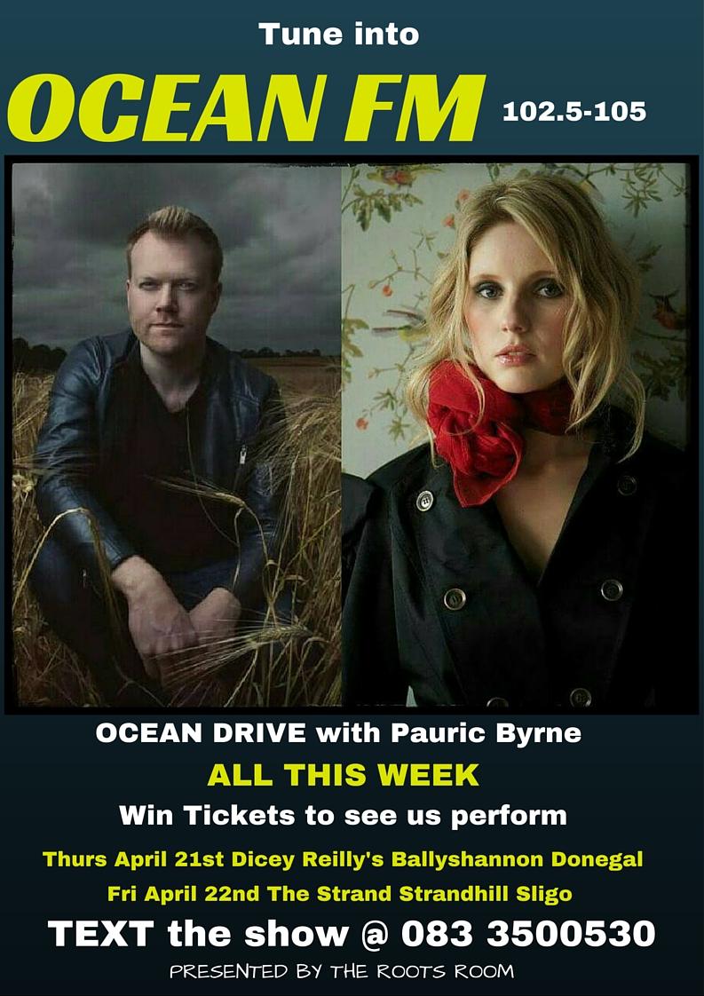 LUAN PARLE - OCEAN FM