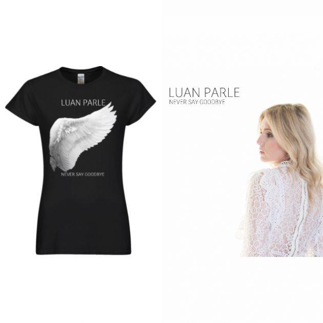 LUAN PARLE - album and t