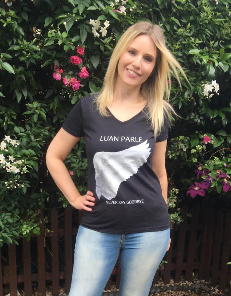 LUAN PARLE - tshirt