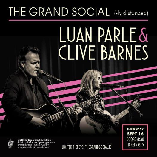 LUAN PARLE - grand social